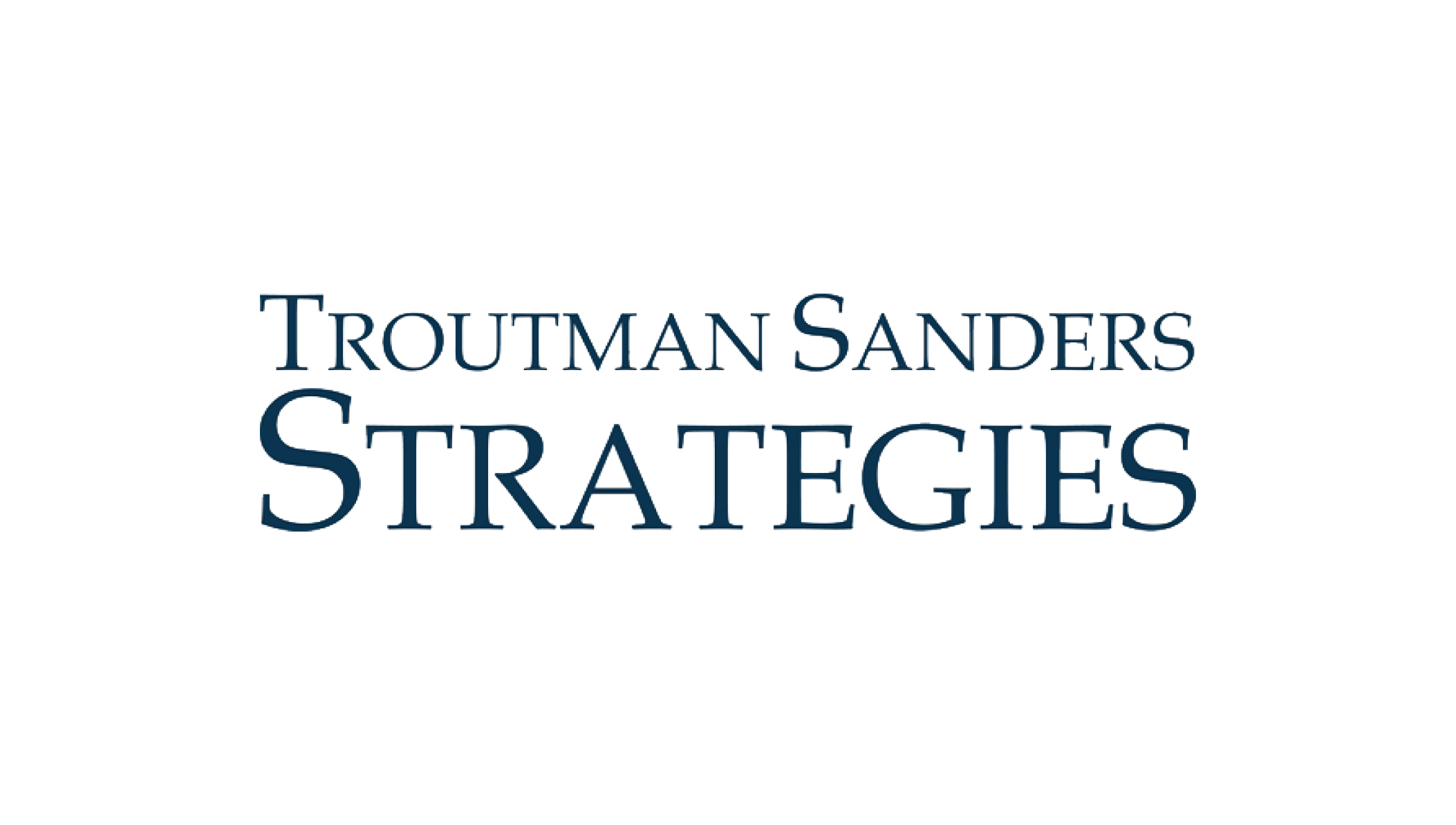 Troutman Sanders Strategies