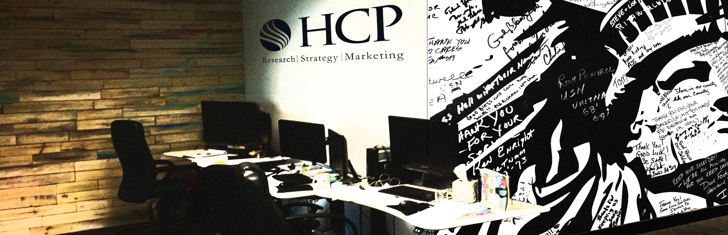 Call to all artist, HCP is looking for talented chalk artist for our in office mural project
