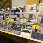 The first community meeting for the Channelside Drive Project meeting