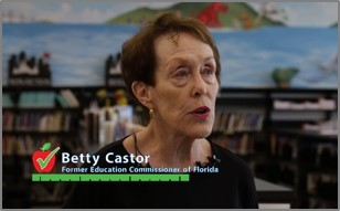 SOS Betty Castor