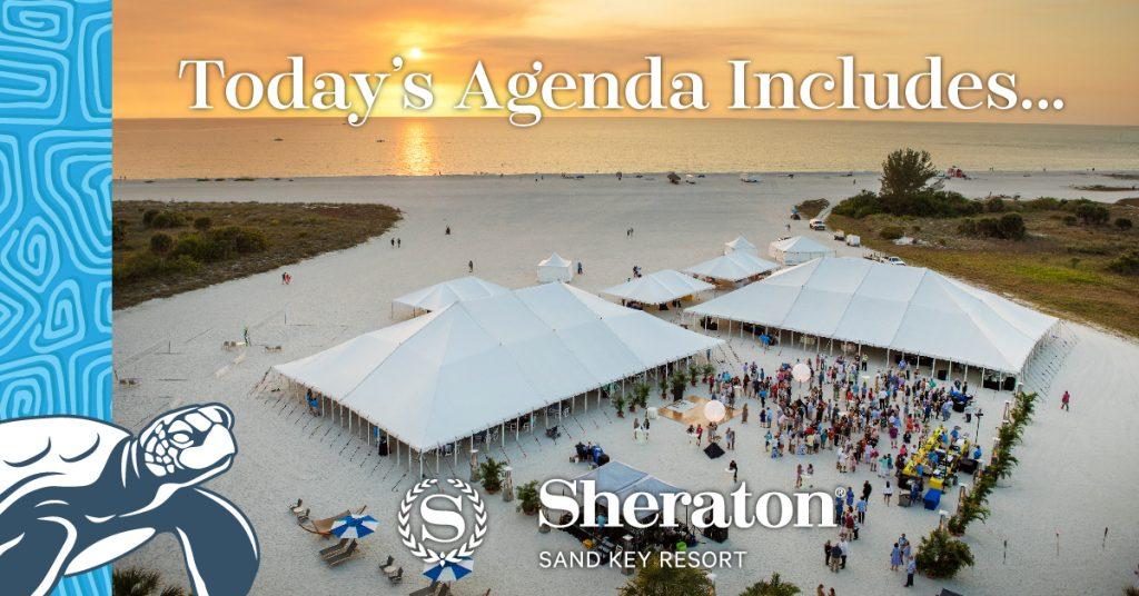Sheraton Sand Key Crabfest Post