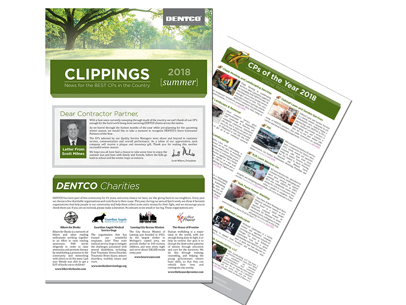 clippings newsletter