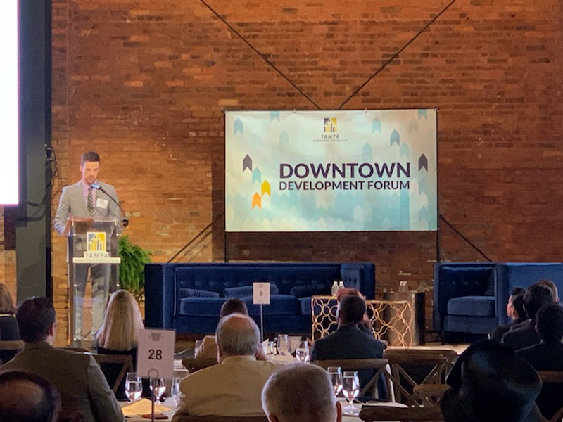 Tampa Downtown Partnership Presentation